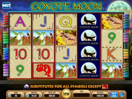 Main game board featuring five reels and 50 paylines with a $50,000 max payout by Hotslot