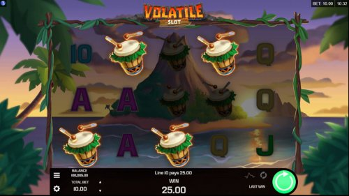 Images of Volatile Slot