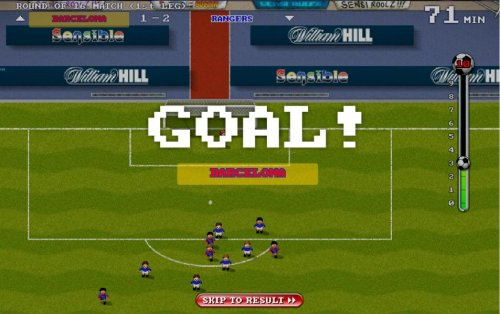 Images of Sensible Soccer Euro Cup Slot