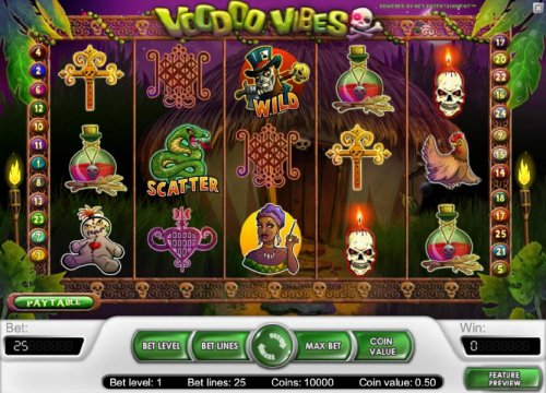 Voodoo Vibes by Hotslot