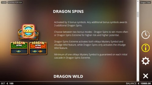 Images of Dragon tribe
