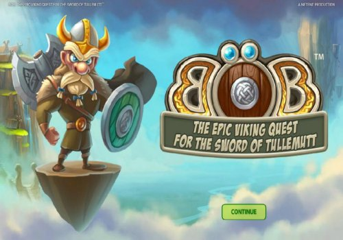 Images of Bob The Epic Viking Quest for the Sword of Tullemutt