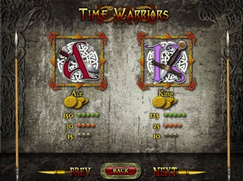 Time Warriors by Hotslot