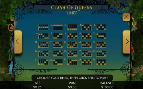 Clash of Queens by Hotslot