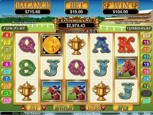 Images of Derby Dollars