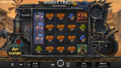Images of Money Train 2