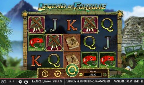 Images of Legend of Fortune