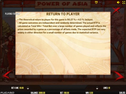 Images of Power of Asia