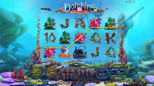Hotslot image of Dolphins Treasure