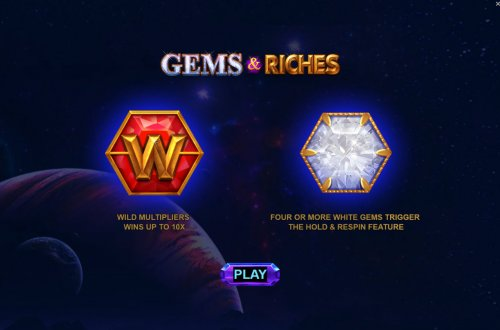 Gems & Riches by Hotslot