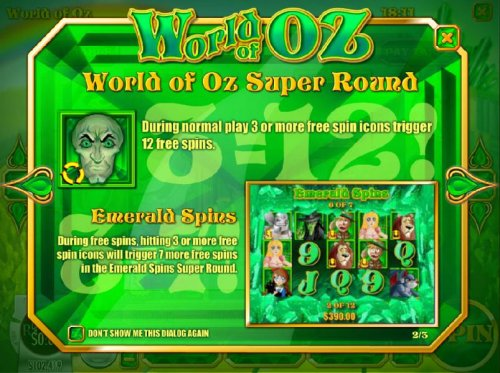 Images of World of OZ