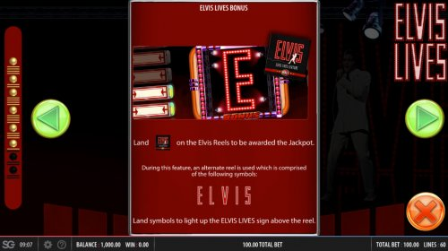 Elvis Lives by Hotslot