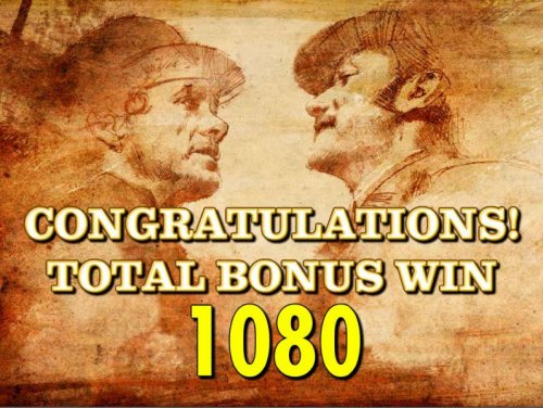 Hotslot - Free Spins bonus feature pays out a total award of 1080.