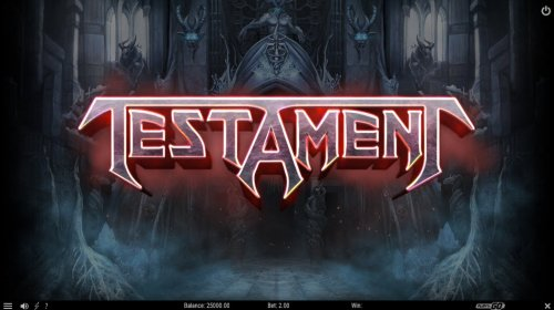 Images of Testament