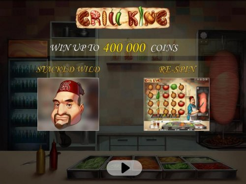 Images of Grill King
