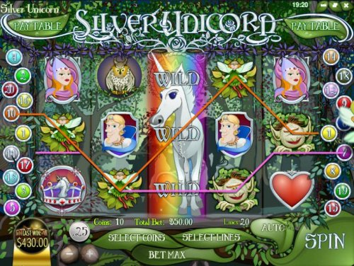 Images of Silver Unicorn