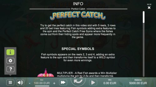 Hotslot image of Perfect Catch