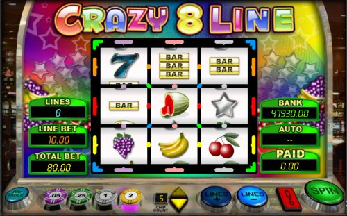 Images of Crazy 8 Line