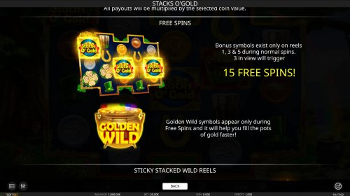 Hotslot - Free Spins Feature Rules