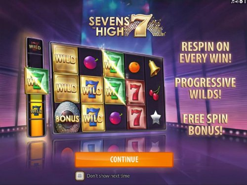This game features respin on every win! Progressive Wilds! and Free Spin Bonus! by Hotslot