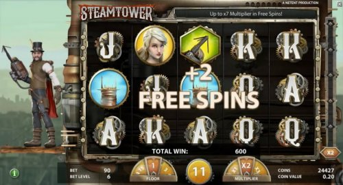 Images of Steam Tower
