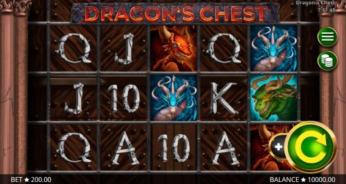 Dragon's Chest by Hotslot