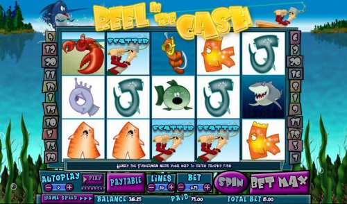 Hotslot image of Reel in the Cash 20 line