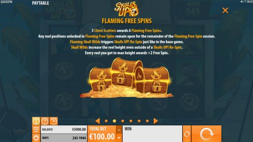 Free Spins Rules by Hotslot