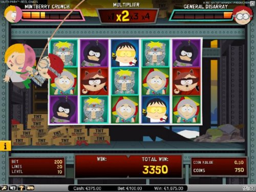 Images of South Park Reel Chaos