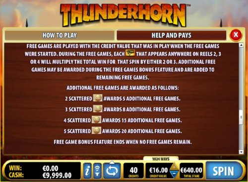 Images of Thunderhorn