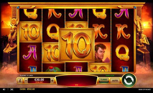 Hotslot image of Book of Riches