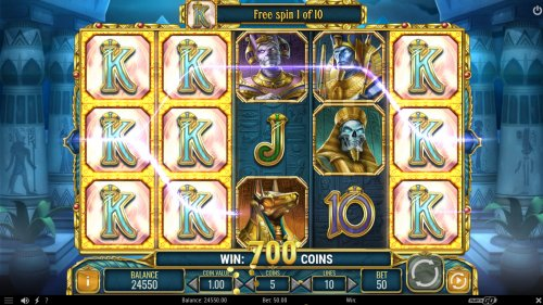 Free Spins Game Board - Hotslot