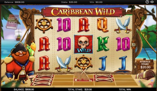 Caribbean Wild screenshot