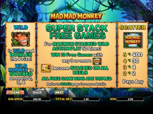 Images of Mad Mad Monkey