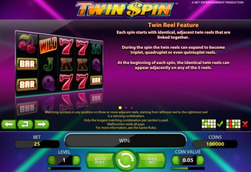 Hotslot image of Twin Spin