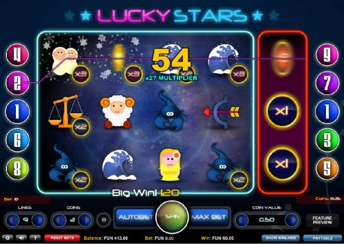 Images of Lucky Stars