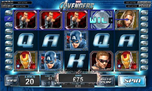 Images of The Avengers