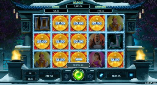 Fill the reels with coins and win big by Hotslot