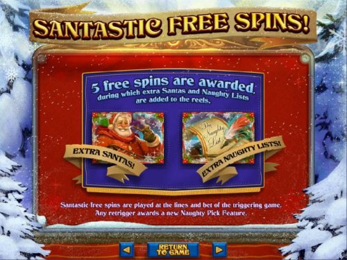Free Spins game rules - Hotslot