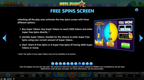 Images of Reel Rush 2