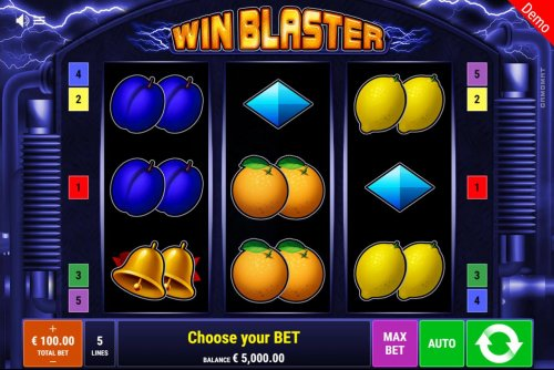 Images of Win Blaster