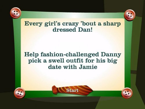 help fashion challenged danny pick a swell outfit for his big date with jamie by Hotslot