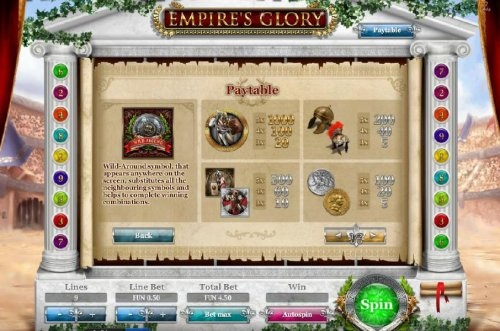 Images of Empire's Glory