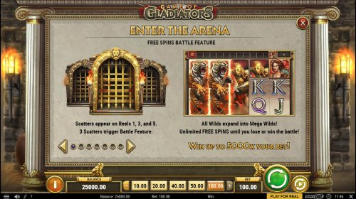 Images of Game of Gladiators