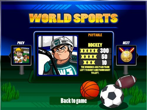 Images of World Sports