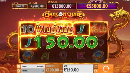 Images of Dragon Chase