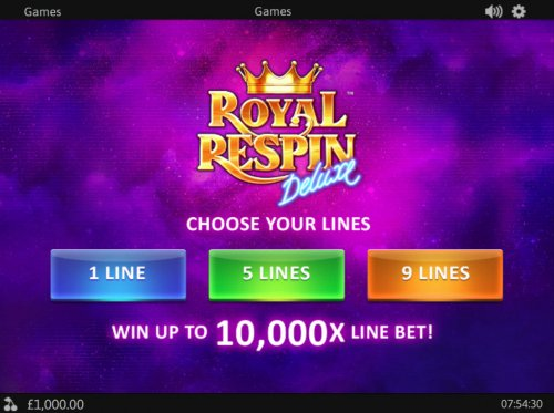 Hotslot image of Royal Respin Deluxe