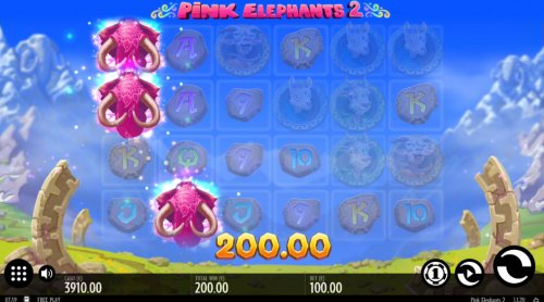 Pink Elephants 2 screenshot