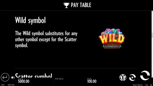 Wild Symbol Rules by Hotslot
