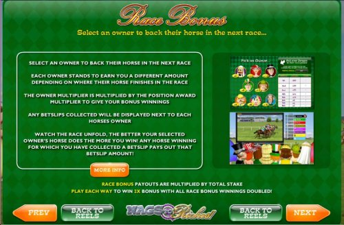 Images of Nags to Riches